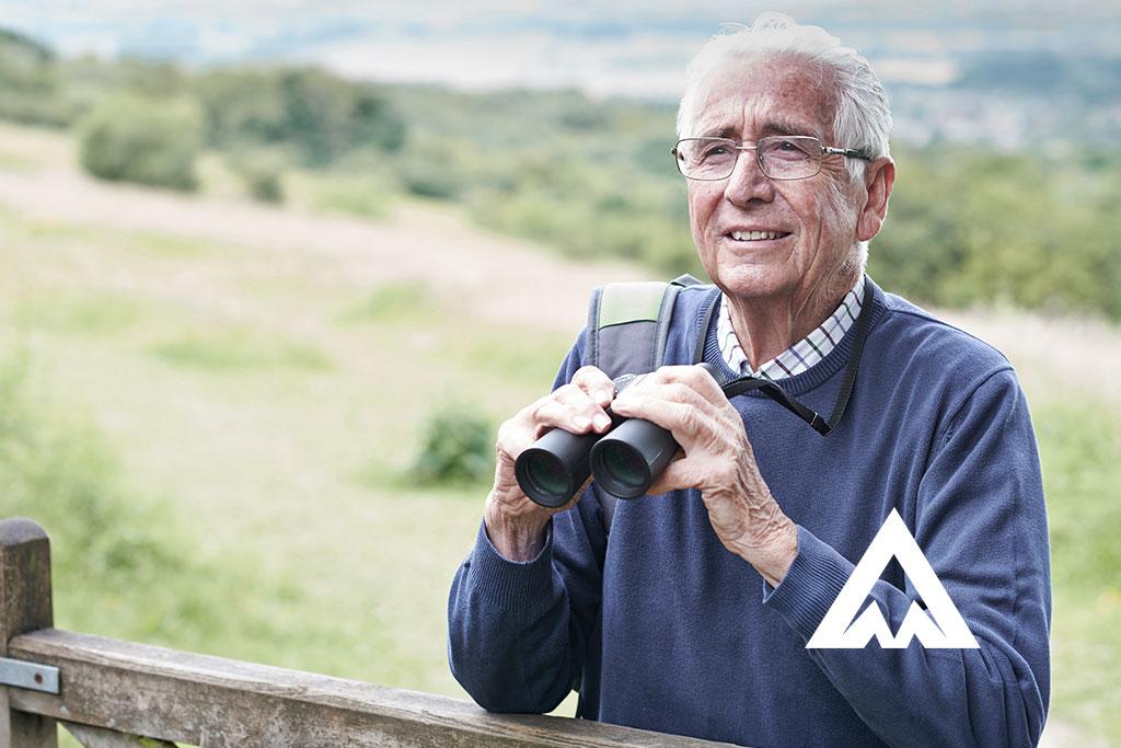 Binoculars for Eye Glasses